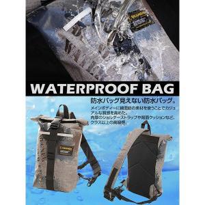 デグナー NB-105 ウォータープルーフバッグ 8リットル DEGNER NB105 WATER PROOF BAG 8L 防水|garager30|03