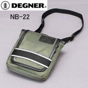デグナー NB-22 チョークバッグ カーキ DEGNER NB22|garager30