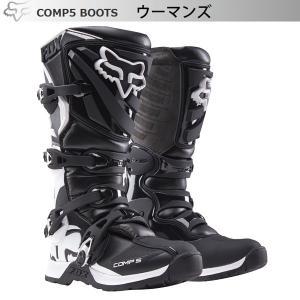 FOX RACING ウーマンズコンプ5 ブーツ WOMENS COMP5 BOOTS 16450-018 レディースモトクロス オフロード 2018|garager30