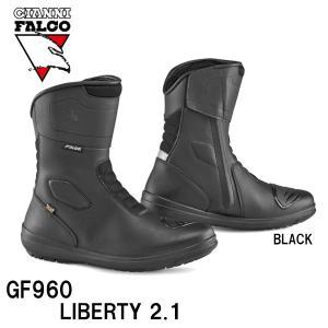 ジャンニファルコ GF960 リバティ 2.1 LIBERTY 2.1 ツーリングブーツ GF-960 garager30