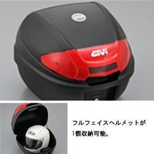 GIVI ジビ E300 E300シリーズ テールボックス 30リッター カラー |garager30
