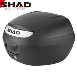 SHAD シャード SH-26 テールボックス 26リッター トップケース リアボックス SH26|garager30