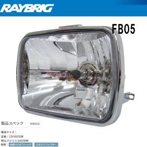 レイブリッグ FB05  マルチリフレクター 角型クリア|garager30