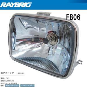 レイブリッグ FB06  マルチリフレクター 角型ブルー|garager30