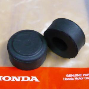ホンダ純正 5Lモンキー用 ガソリンタンククッション タンクを固定するゴム 2個セット|garager30