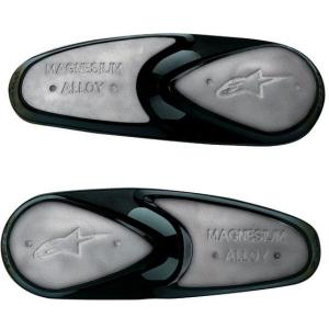 アルパインスター用補修パーツ マグネシウムトゥースライダーセット|garager30