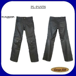 カドヤ PL-PANTS  K'S LEATHER  パンツ|garager30