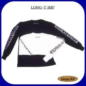 カドヤ LONG-T IMP RADS ロンT.IMP|garager30