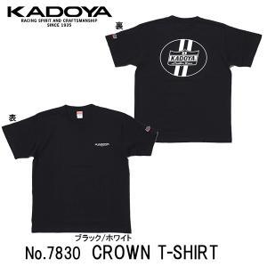 カドヤ CROWN T-SHIRT K'S PRODUCT クラウンT|garager30