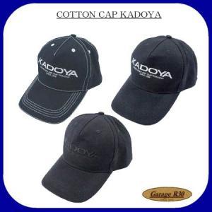 カドヤ COTTON CAP KADOYA キャップ|garager30