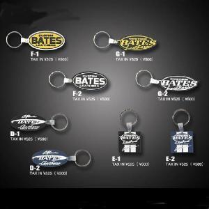 BATES ベイツ キーホルダー|garager30