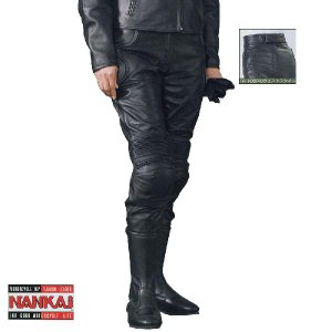 ナンカイ TR-105P ライディングパンツ レディース TR105P 本革 レザーパンツ|garager30