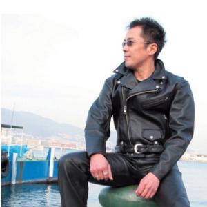 ナンカイ RDJ-22BB ヴィンテージサイクルジャケット ワイドサイズ RDJ22B レザージャケット 本革 南海部品 garager30