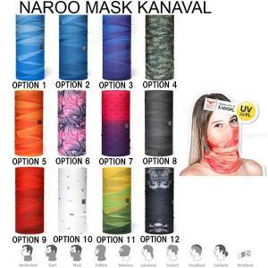 NAROO MASK KANAVAL オールシーズン ナルーマスク ネックウォーマー キャップ リストバンド等様々な使い方|garager30
