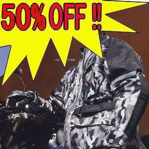 Jアンブル KD0112 メッシュジャケット KD-0112 ブラック 迷彩 バイク用 春夏モデル|garager30|02
