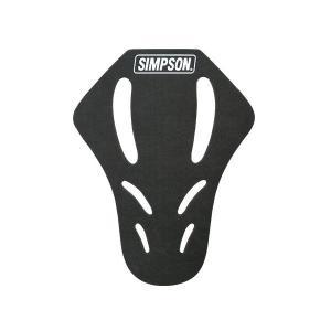 シンプソン ジャケット用 SSP-40 脊髄パッド SSP40 SIMPSON|garager30