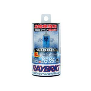 RAYBRIG RR95 H-4 12V 60/55W ホワイトサンダーS 高効率ハロゲンバルブ|garager30