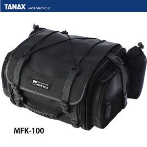TANAX タナックス MFK-100 ミニフィールドシートバッグ ブラック MFK100|garager30