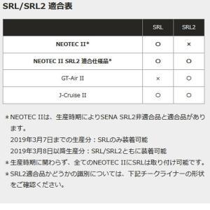 日本国内正規品 SENA インカム SRL シングルパック 0411170 セナ SHOEI J-Cruise II NEOTEC II SRL-01|garager30|05