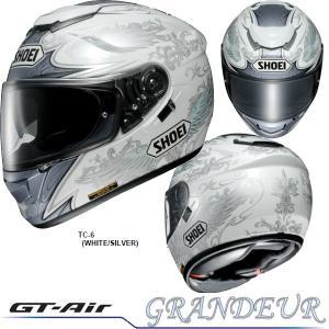 SHOEI GT-AIR GRANDEUR グランジャー  インナーバイザー内蔵フルフェイスヘルメット ショウエイ GTエアー|garager30