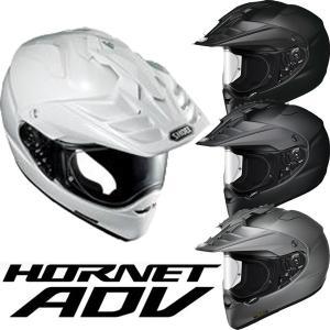 SHOEI HORNET ADV ホーネットADV ソリッド オフロードヘルメット 単色 ショウエイ|garager30