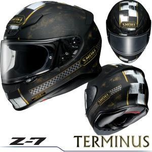 SHOEI  Z-7 TERMINUS ターミナス フルフェイスヘルメット Z7 ショウエイ ゼットセブン|garager30