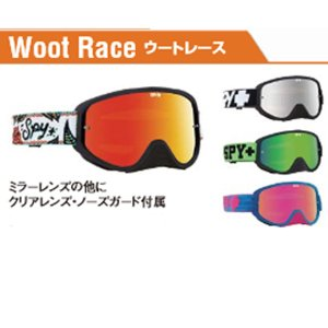 SPY スパイ WOOT RACE MX GOGGLE ウートレースMX オフロードゴーグル|garager30