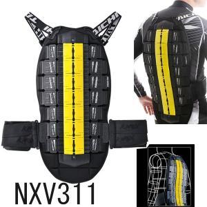 RSタイチ NXV311 CE フレックスバックプロテクター CE FLEX BACK PROTECTOR|garager30