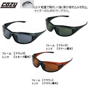 TNK CZ-F COZY UVカット偏光レンズ サングラス CZF CZ-F1 CZ-F2 CZ-F3|garager30