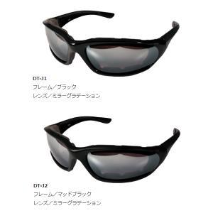 TNK DT-J  顔にフィットするスポンジ付 風を巻き込みにくいサングラス|garager30