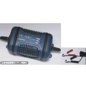大自工業 メルテック PC-100 フルオートチャージャー 充電器 PC100 |garager30