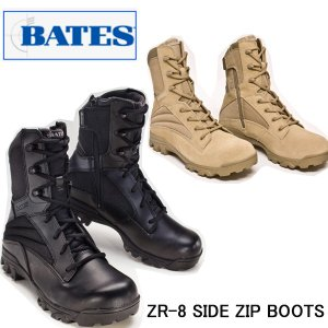 BATES ベイツ ZR-8 サイドジップブーツ ZR8|garager30