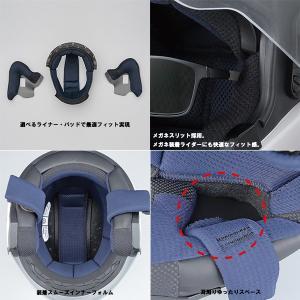 YAMAHA ヤマハ YJ-20 ZENITH ゼニス ジェットヘルメット YJ20|garager30|04