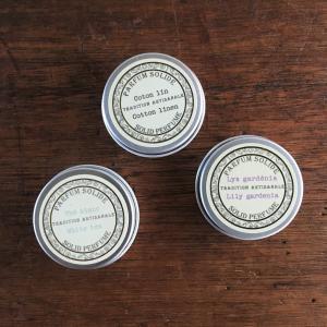 サンタール・エ・ボーテ Senteur et Beaute フレンチクラシック  練り香水 クリックポスト対応