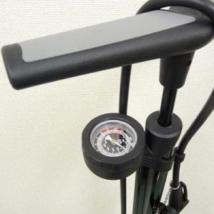 ガレージ・ゼロ 自転車空気入れ フロアポンプ/...の詳細画像1