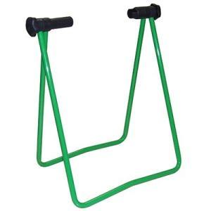 ガレージ・ゼロ 自転車 ディスプレイスタンド 折り畳み式2 グリーン/緑|garagezero