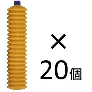 ガレージ・ゼロ 極圧有機モリブデングリース 400g×20本組[モリブデングリス/ジャバラグリス/カートリッジグリース]|garagezero