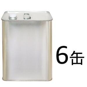 (送料無料)ガレージ・ゼロ 無地缶 4L×6缶 ネジ口/空缶/ブリキ缶|garagezero
