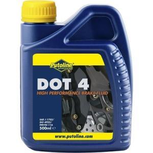 Putoline ブレーキフルード[DOT4] 500ml ABS/TCS搭載のオートバイにも対応|garagezero