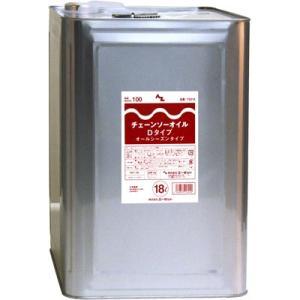 AZ チェーンソーオイル(Dタイプ/ISO VG100)18L/チェンソーオイル/チェインソーオイル/チェーンソー/チェンオイル|garagezero