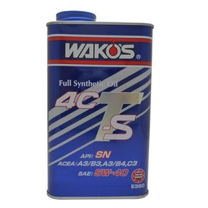 ワコーズ(WAKO'S) フォーシーティーS 4CT-S40 5W-40 1L|garagezero