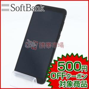 SoftBank 704HW HUAWEI nova lite 2 ブラック  スマホ 中古  美品...