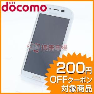 docomo F-06F らくらくスマートフォン 3 ホワイト  スマホ 本体  中古  美品 保証...