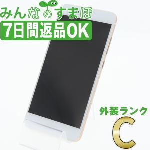UQモバイル P10 lite HWU32 パールホワイト SIMフリー 中古 本体 良品 スマホ ...