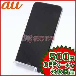 au iPhone6S 16GB スペースグレイ 美品 Bランク 中古 本体 保証あり 白ロム スマ...
