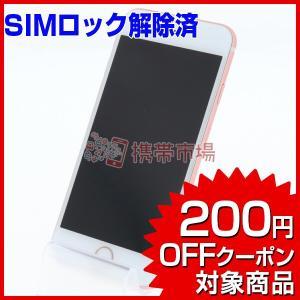 SIMフリー docomo iPhone6S 64GB ローズゴールド  C+ランク 中古 本体 保...
