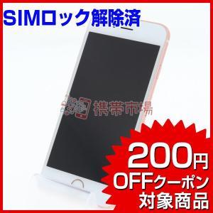SIMフリー docomo iPhone6S 64GB ローズゴールド 美品 Bランク 中古 本体 ...