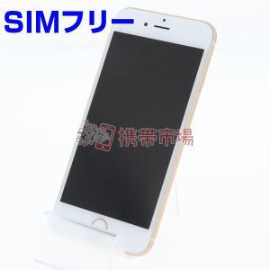 SIMフリー iPhone6S 64GB ゴールド J/A  C+ランク 中古 本体 保証あり 白ロ...