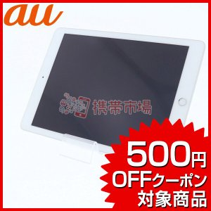 au iPad5 Wi-Fi+Cellular 32GB 9.7インチ シルバー A1823 美品 ...