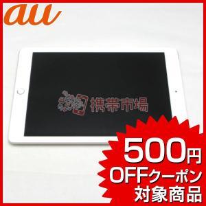 au iPad6 Wi-Fi+Cellular 32GB 9.7インチ シルバー A1954 美品 ...